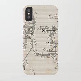 Custom made Mozart iPhone Case