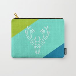Animal Lines Carry-All Pouch