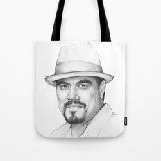 Angel Batista (DEXTER) Tote Bag
