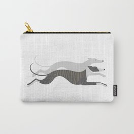 Flying Whippets Carry-All Pouch