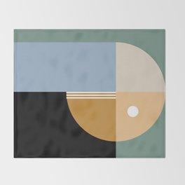 Contemporary 44 Throw Blanket