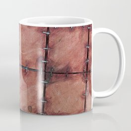 Suture Coffee Mug