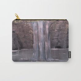 Tranquil Falls Carry-All Pouch