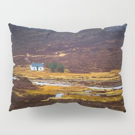 Tiny White House Pillow Sham