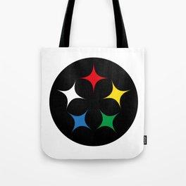 Stella Lunar Steel Tote Bag