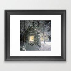 'Light Within' Framed Art Print