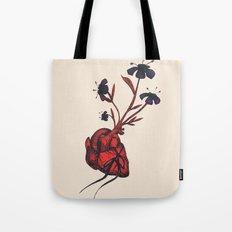 Love Grows Tote Bag