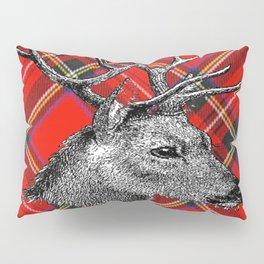 Christmas Reindeer Pillow Sham