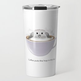Peggyccino Travel Mug