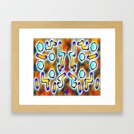 Digital Art-Butterfly Effect Framed Art Print