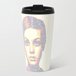 Face of '66 Travel Mug