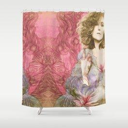 Maria Rita - Study for a portrait Shower Curtain