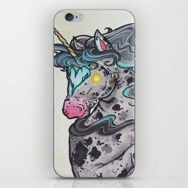 Heart Headed Horse iPhone Skin