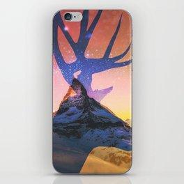 Matterhorn 2 iPhone Skin
