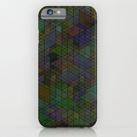 Panelscape - #7 society6 custom generation iPhone & iPod Case