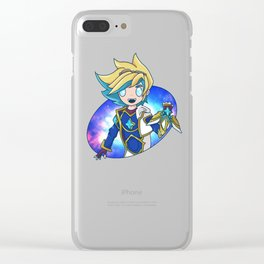 Star Guardian Ezreal Clear iPhone Case