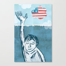 DREAM Act Canvas Print