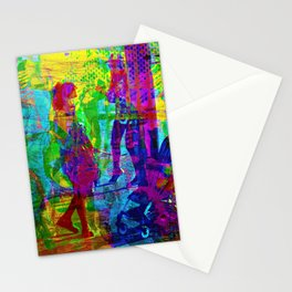 imagined states of being well while fearing a hope Stationery Cards
