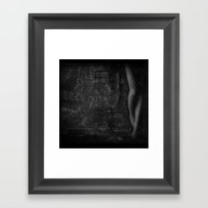 Gimmie the Groove Framed Art Print