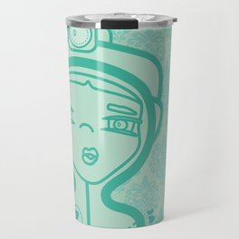 JANE (duvet) Travel Mug