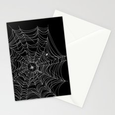 Spider's Web Stationery Cards