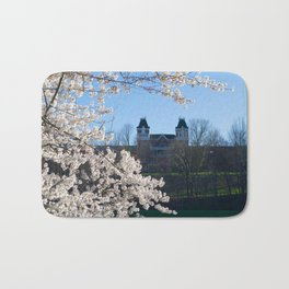 The Kennedy Art Museum in Spring Bath Mat