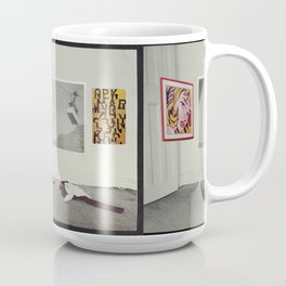 The Progressive Contraction of Love Mug