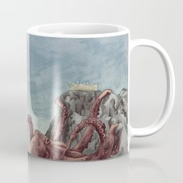 mountain octopussy hunting Coffee Mug
