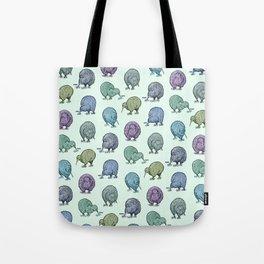 Hungry Kiwis – Cool Palette Tote Bag