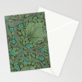 "William Morris ""Forget-Me-Nots"" (""Pimpernel"" detail) Stationery Cards"