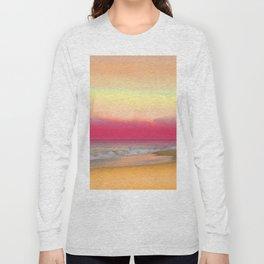 Ocean Reflections 6 Long Sleeve T-shirt
