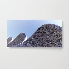 Blue Sky Project - Valencia Metal Print