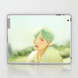 Mint Yoongi Laptop & iPad Skin