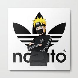 Naruto shippuden Metal Print