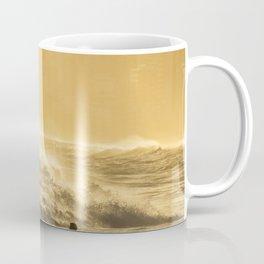 Fishing the Sea Coffee Mug