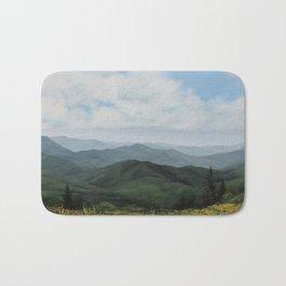 Round Bald, Roan Mountain Bath Mat