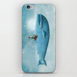 Whale Rider  iPhone Skin