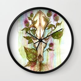 an average fury Wall Clock