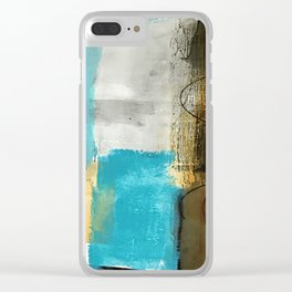 More than Words - Strut Lavishly Clear iPhone Case