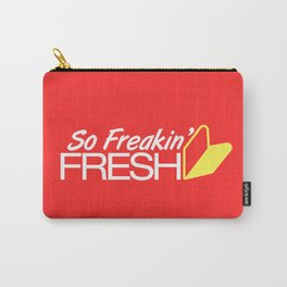 So Freakin' Fresh v1 HQvector Carry-All Pouch