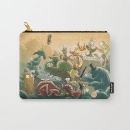 Goblins Drool, Fairies Rule! - Team Goblin Carry-All Pouch