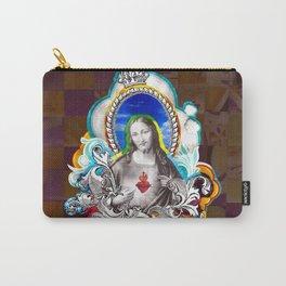 Sagrado Coração de Jesus (Sacred Heart) #1 Carry-All Pouch