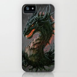 Regal Dragon iPhone Case