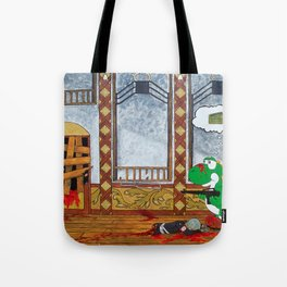 Reach For Vodka Tonight Tote Bag