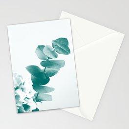 Green Eucalyptus #1 #foliage #decor #art #society6 Stationery Cards