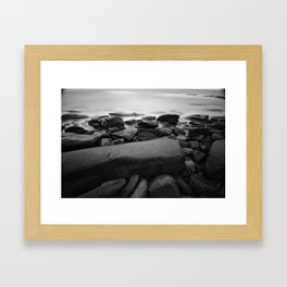 Ocean Day Framed Art Print