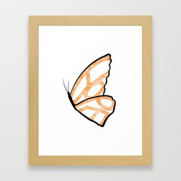 Hope Needs Wings Framed Art Print