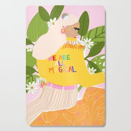 We are magical Cutting Board