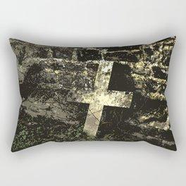 Place to rest Rectangular Pillow