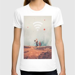 Wirelessly connected to Eternity T-shirt